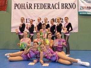PF Brno Zlatíčka 2012